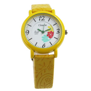 Claudia-Koch-Watches-Teen-CLP-819-Yellow